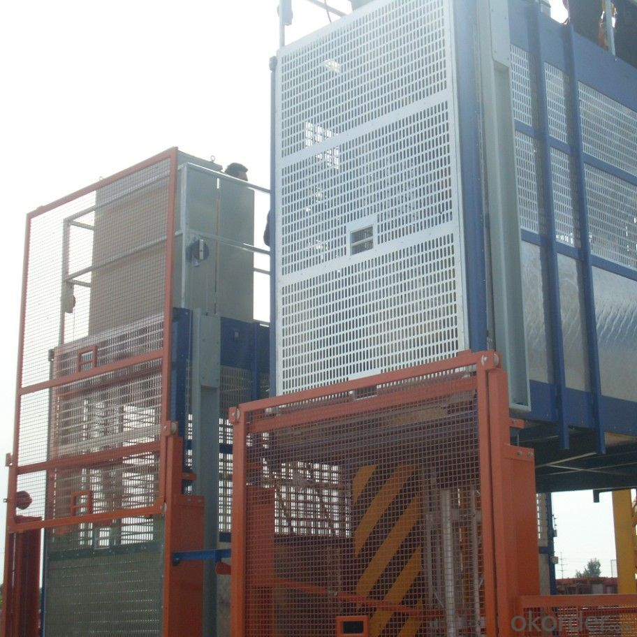 Building Hoist SCD300/300 Lifting Manufacturer
