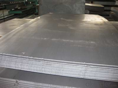 Stainless Steel Plate  316L with No.4 Surface Treatment