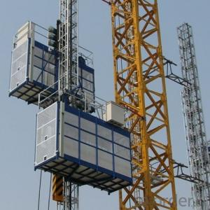 Building Hoist Deal Branded Construction Machinery