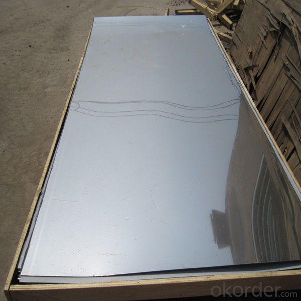 Stainless Steel sheet 304L with No.4 Surface Treatment