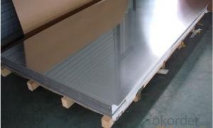 Stainless Steel sheet 316Ti with No.4 Surface Treatment