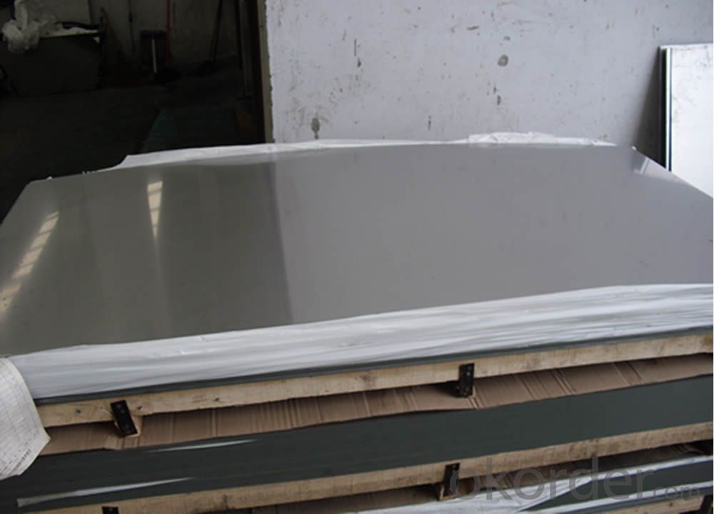 Stainless Steel Plate  430 with No.4 Surface Treatment