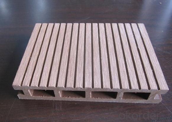 WPC decking/2015 Hot Sale Wood Plastic Composite Wpc Decking Floor/garden Composite Deck Wpc