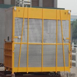 Building Hoist SC120 Middle Speed for Passenger
