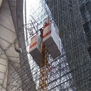 Building Hoist SC300/300 Lifting Payload 2*3000kg
