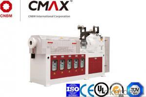 CMAX High Output Rubber Plastic  Extruder  Machine