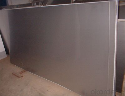 Stainless Steel sheet 904L with No.4 Surface Treatment