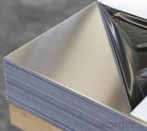 Stainless Steel plate and sheet 309s with plenty stock