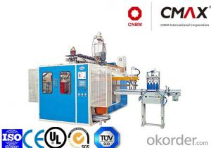 CAMX Three-dimensional Plastic Extruder Blow Molding Machine