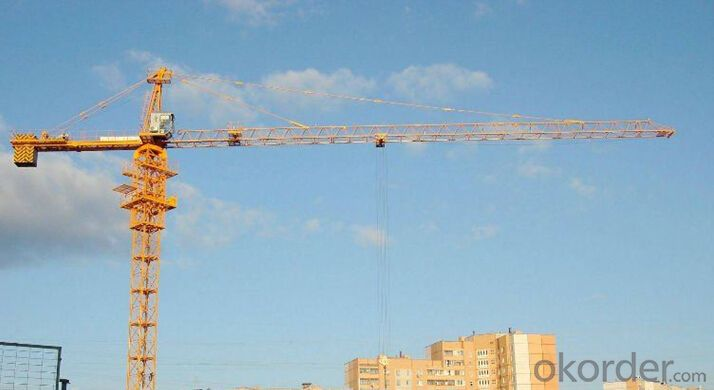 Tower Crane H5810 TOP LOAD 1T RADIUS 58M MANUFACTORY