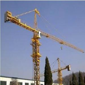 CMAX 's Tower Crane H5510 TC5510 high quality 6ton