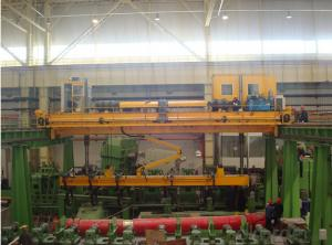 20 Ton Double Girder Overhead Crane for sale