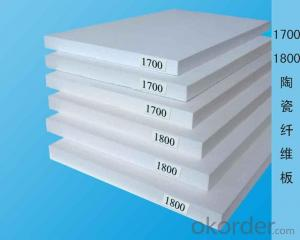 Refractory Ceramic Fiber Board [High Density 1'', 2''] (NRCB-400)