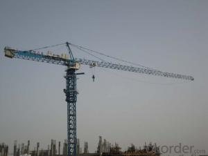 Tower Crane TC6520 Construction Equipment Part Building Machinery Sales