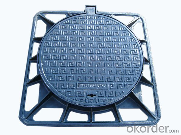 Manhole Cover Ductile Cast Iron Made in China on Sale