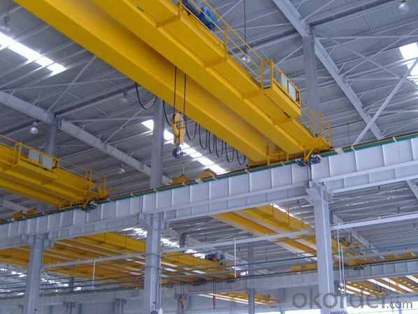 China Professional High Quality Lh Model Electric Hoist Overhead Crane