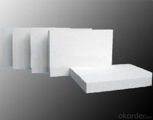 Ceramic Fiber Board New Type Sound Insulation