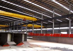 Qb Type 5-75/20t Explosion-Proof Double Beam Overhead Crane with Hook