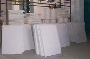 Ceramic Fiber Board (NRCB-300) High Temp Vacuum Formed