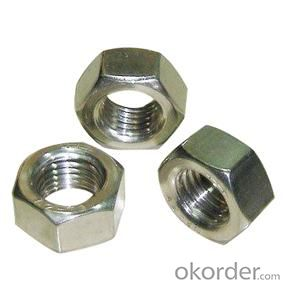 Nut HALF THREAD M20*150  HEX  Made in China