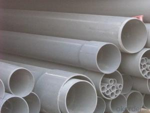 PVC Tubes UPVC Drainage Pipes on Hot Sale from China