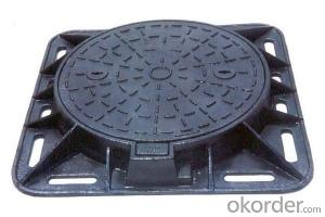 Manhole Cover Ductile Cast Iron Made in China on Hot Sale of Heavy