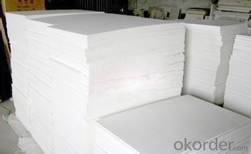 Ceramic Fiber Board (1260C-1430C-1700C-1800C-1900C)Oven Insulation