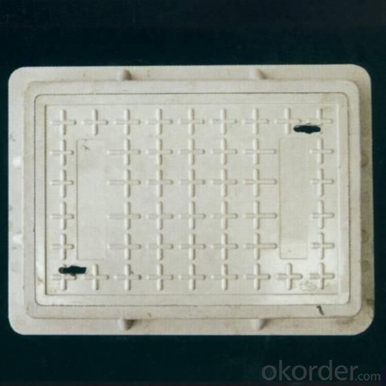 Manhole Cover Ductile Cast Iron from China on Sale of Heavy