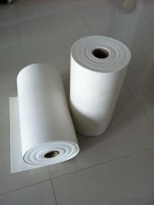 Ceramic Fiber Paper for Fireproof or Insulation