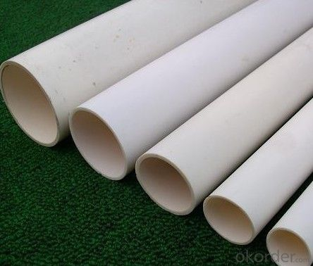 PVC Tubes UPVC Drainage Pipes  China  with Good Quality