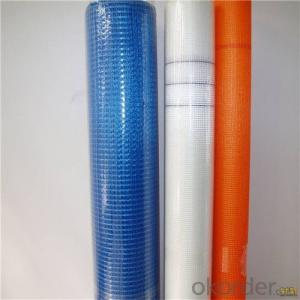 Fiberglass  Mesh for Construction Resistant