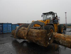 Chinese Grapple Log Loader for Sale Price