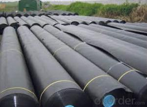 Never run Product Name: Smooth HDPE Geomembrane