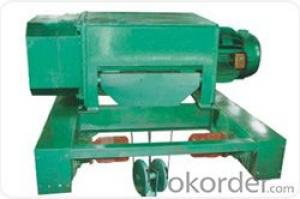 Electric driven double rail wire rope electric hoist