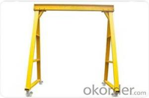 Mini simple gantry crane