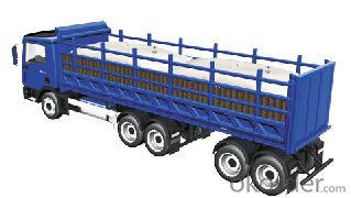 CMAX FLEXITANK FOR TRAILER TRANSPORTATION