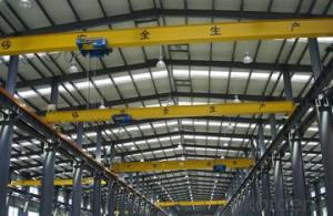 HD Europe style single girder overhead crane