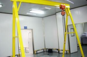Mini simple gantry crane