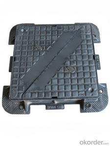 Manhole Cover EV124/480 Made in China with Price
