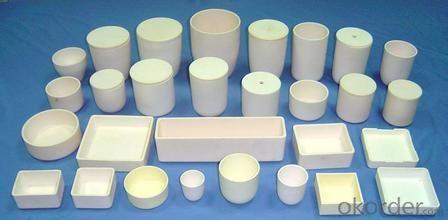 Industrial Ceramic Pump Sleeve Used in Industrial
