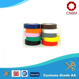 PVC Electrical Tape with Competitive Price and High Quality