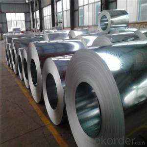 Hot-Dip Galvanized Steel Coil Used for Industry with Very Good Quality