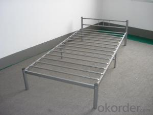 Metal Single Bed with Modern design Hot Sale MB311