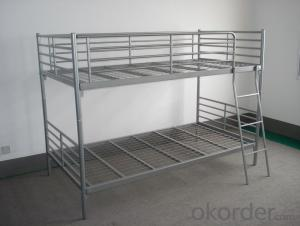 Metal Bunk  Bed with Modern design Hot Sale MB312