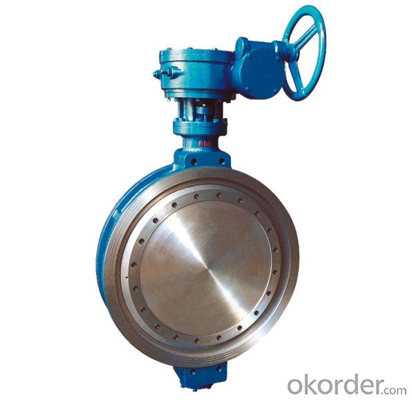 Butterfly Valve Stainless Steel Threaded Directional on Hot Sale Made in China