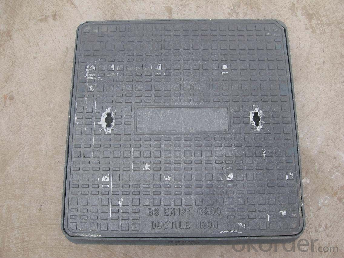 Manhole Cover EN126 with Good Quality on Sale