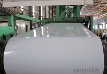 PPGI Steel Coil/Prepainted Galvanized Steel Coil (PPGI/PPGL)
