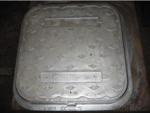 Manhole Cover Made in China EN124 D400 with Quality