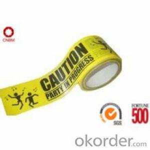 PVC Floor Marking Tape Logo Printed Customer-made