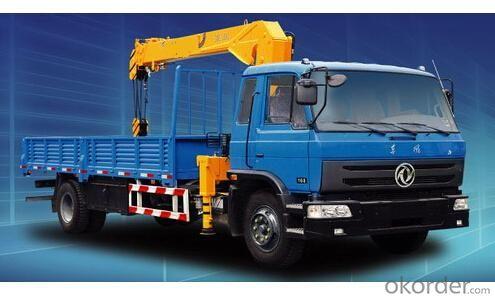 truck crane remote control 14 ton 6x2 DFD5251JSQ